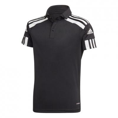 Tricouri For Adidas Squadra 21 negru Polo GK9558 pentru Copii