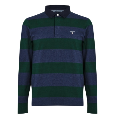 Tricouri Gant Barstripe Rugger multicolor