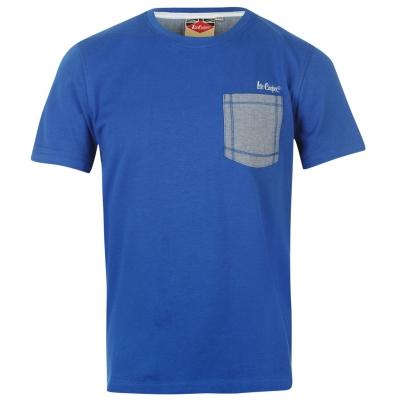 Tricouri Lee Cooper pentru baietei bright albastru
