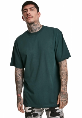 Tricouri lungi simple barbati verde Urban Classics