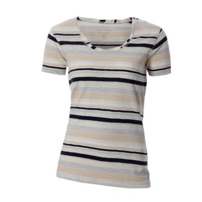 Tricouri Marc O Polo pentru Femei bej bleumarin j25