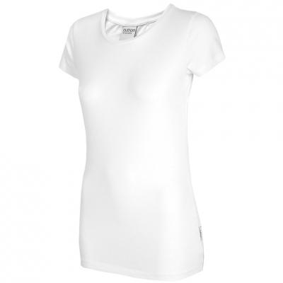 Tricouri Outhorn alb HOZ20 TSD600 10S pentru femei