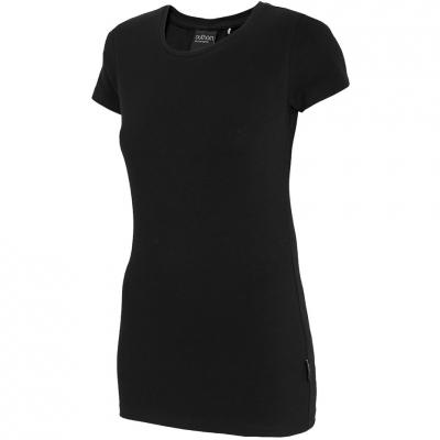 Tricouri Outhorn negru intens HOZ20 TSD600 20S pentru femei