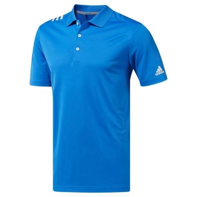 Tricouri polo cu dungi adidas 3 Shirt pentru Barbati