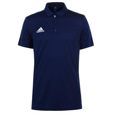 Tricouri Polo adidas Core pentru Barbati inchis albastru