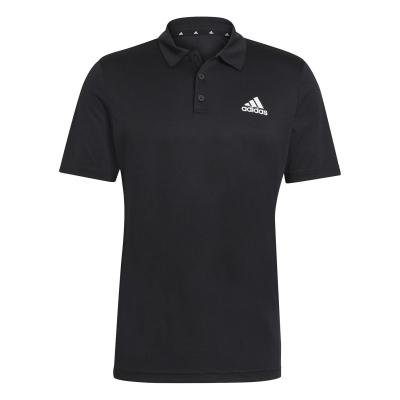 Tricouri Polo adidas tenis Fab pentru Barbati negru