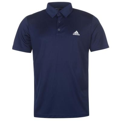Tricouri Polo adidas tenis Fab pentru Barbati bleumarin