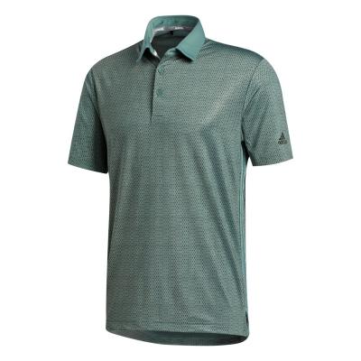 Tricouri Polo adidas Ultimate 365 Golf pentru Barbati tech verde