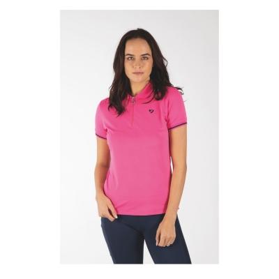 Tricouri Polo Aubrion Parsons pentru Femei roz