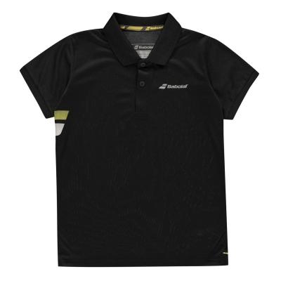 Tricouri Polo Babolat pentru copii negru