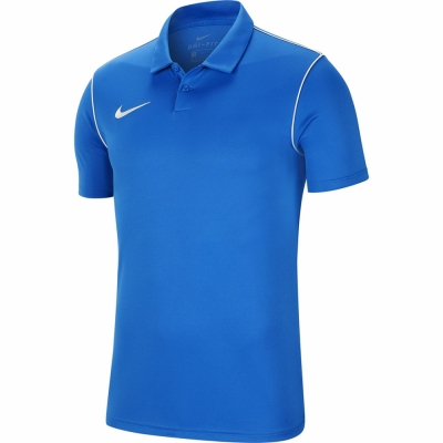 Tricouri Polo barbati Nike M Dry Park 20 albastru BV6879 463