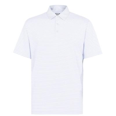Tricouri Polo Callaway 3 Colour pentru Barbati bright alb