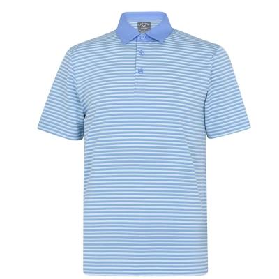 Tricouri Polo Callaway 3 Colour pentru Barbati c flr albastru