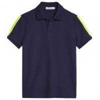 Tricouri Polo Calvin Klein Neon Tape pentru baietei