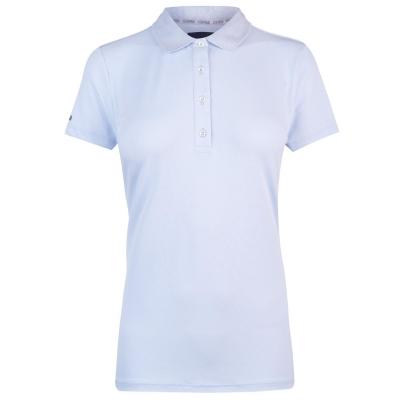 Tricouri Polo Colmar Donna pentru Femei lightning albastru
