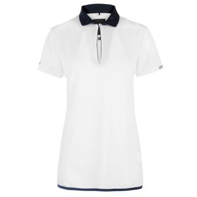 Tricouri polo Colmar Donna pentru Femei alb