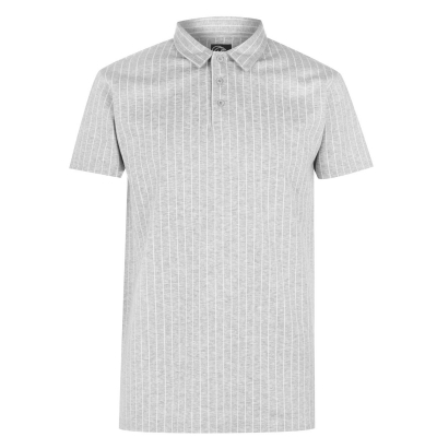 Tricouri Polo Fabric gri