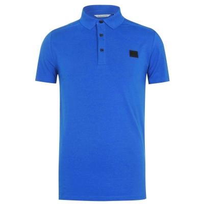 Tricouri Polo cu Maneca Scurta Antony Morato albastru