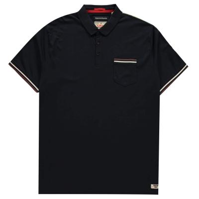 Tricouri Polo D555 Pickering pentru Barbati bleumarin