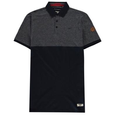 Tricouri Polo D555 Stefhen pentru Barbati bleumarin