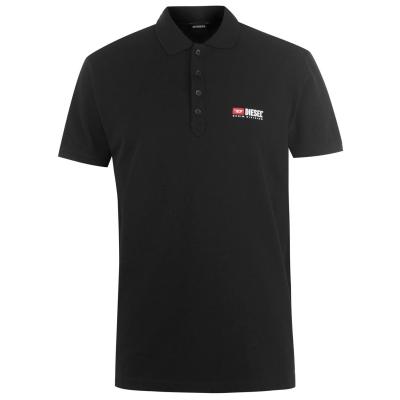 Tricouri Polo Diesel Division negru