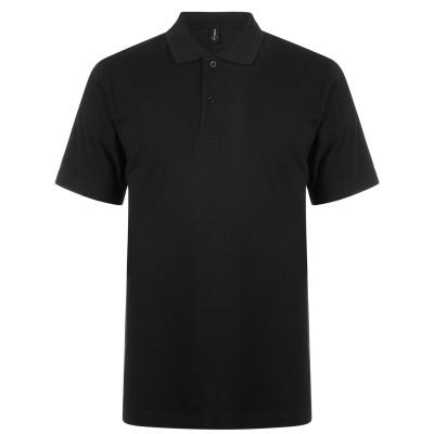 Tricouri polo Donnay Two . Shirts pentru Barbati negru