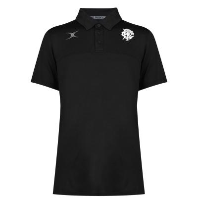 Tricouri Polo Gilbert Barbarians Pro pentru Barbati negru