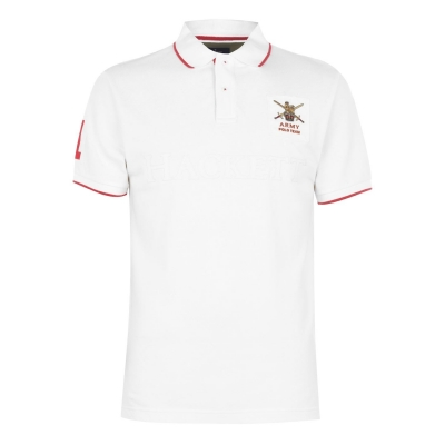 Tricouri Polo Hackett Army