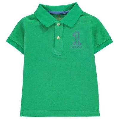 Tricouri polo Hackett Hackett cu Maneca Scurta Logo pentru baieti verde