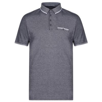 Tricouri Polo Howick Pique bleumarin