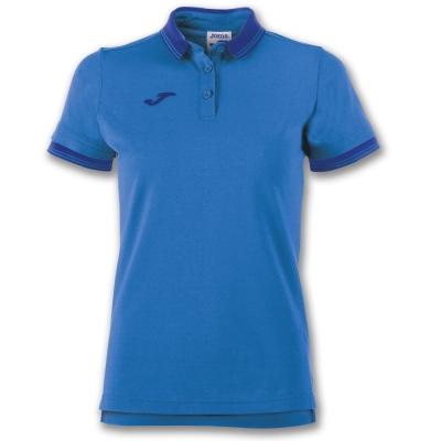 Tricouri polo Joma Royal pentru Femei albastru roial