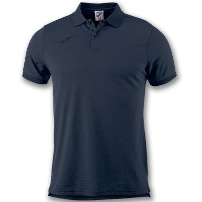 Tricouri polo Joma Essential bleumarin cu maneca scurta