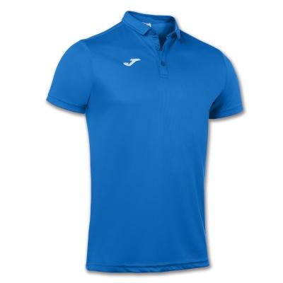 Tricouri Polo Joma Royal cu maneca scurta albastru roial