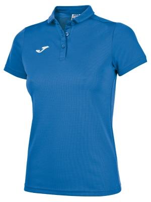 Tricouri Polo Joma Combi Royal cu maneca scurta pentru Femei albastru roial