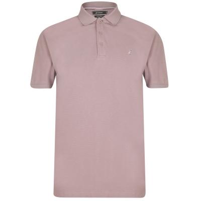 Tricouri Polo Kangol Brit Fit pentru Barbati roz