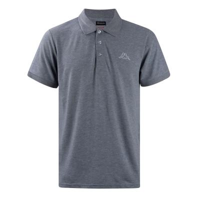 Tricouri Polo Kappa Basic pentru Barbati gri