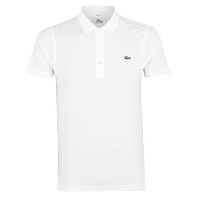 Tricouri Polo Lacoste Slim alb