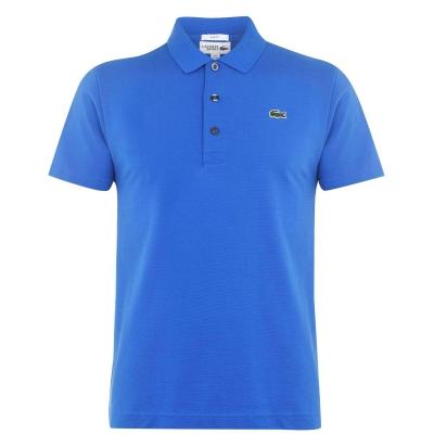 Tricouri Polo Lacoste Slim albastru v6c