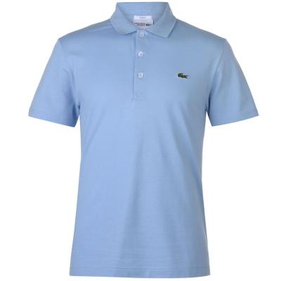 Tricouri Polo Lacoste Slim deschis albastru