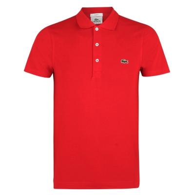 Tricouri Polo Lacoste Slim rosu