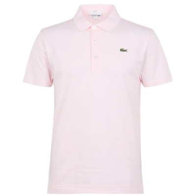Tricouri Polo Lacoste Slim roz