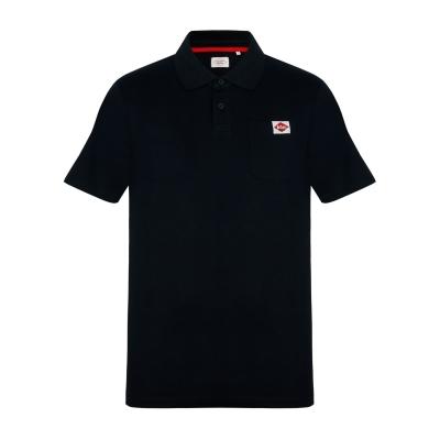 Tricouri Polo Lee Cooper Essential pentru Barbati negru