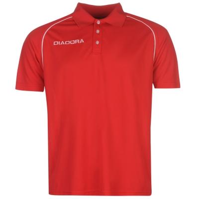 Tricouri Polo Diadora Madrid pentru Barbati rosu