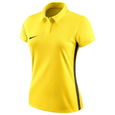Tricouri Polo Nike Academy pentru Femei galben