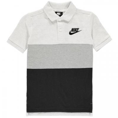 Tricouri Polo Nike Block Colour pentru baietei