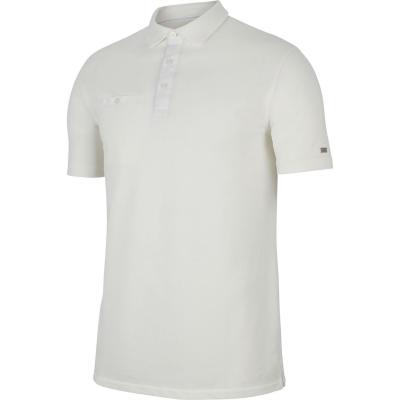 Tricouri Polo Nike Dry Player pentru Barbati alb