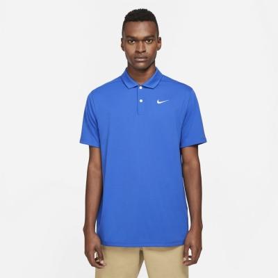 Tricouri Polo Nike Essential Golf pentru Barbati albastru roial