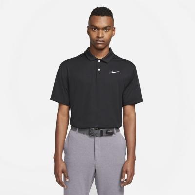 Tricouri Polo Nike Essential Golf pentru Barbati negru
