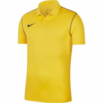 Tricouri Polo Nike M Dry Park 20 galben BV6879 719