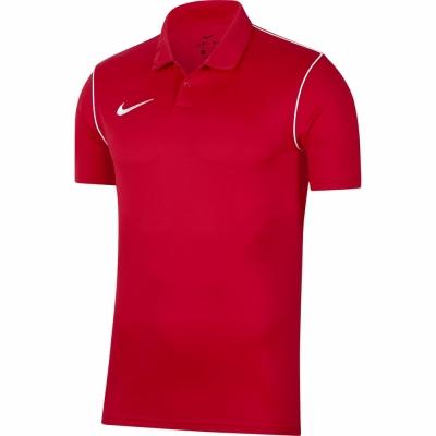 Tricouri Polo Nike M Dry Park 20 rosu BV6879 657